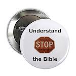 "Bible 2.25"" Button"