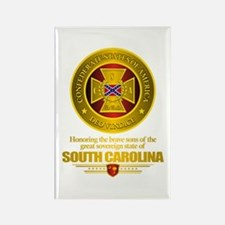 South Carolina SCH Rectangle Magnet (10 pack)