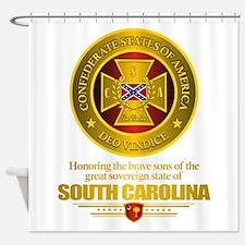 South Carolina SCH Shower Curtain