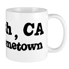 Bodfish - hometown Mug