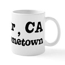 Del Sur - hometown Mug