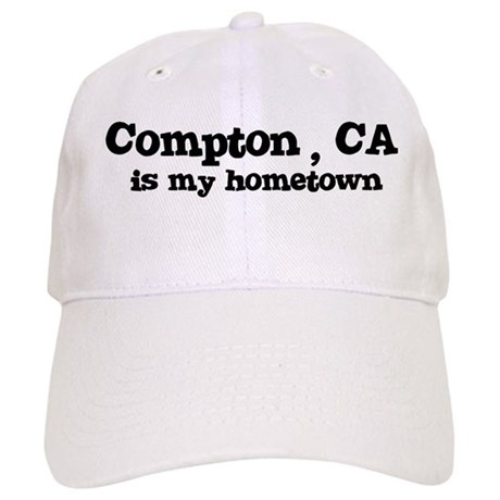 Compton - hometown Cap