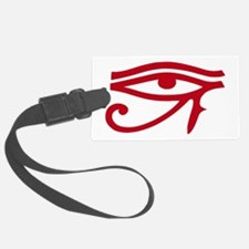 Eye of Ra Red Original.png Luggage Tag