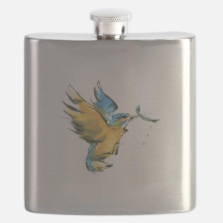 kingfisher Flask