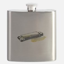harmonica Flask