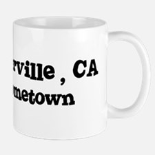 East Porterville - hometown Mug