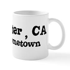 Bluewater - hometown Mug