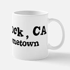 Alum Rock - hometown Mug