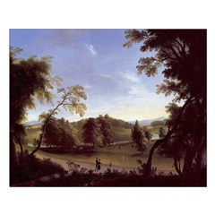 View of Curragh Chase Print