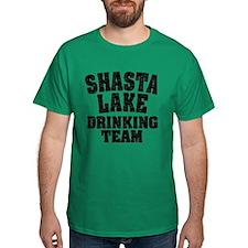 Shasta Lake Drinking Team T-Shirt
