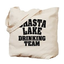 Shasta Lake Drinking Team Tote Bag