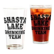 Shasta Lake Drinking Team Drinking Glass