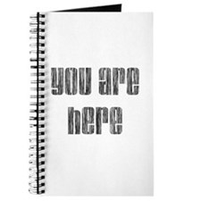 You are Here Journal