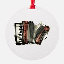 accordion Ornament