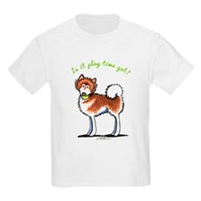 Alaskan Malamute Playtime Yet T-Shirt