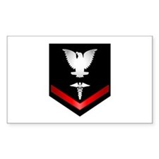 Navy PO3 Corpsman Decal