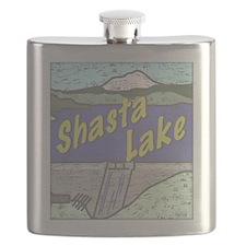 Three Shastas Flask