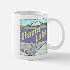 Three Shastas Mug