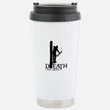 BOWHUNTING Stainless Steel Travel Mug
