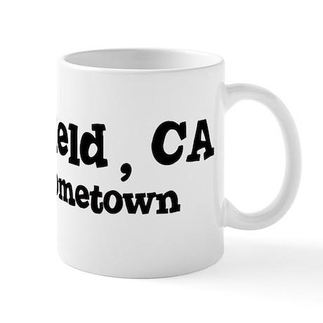 Bloomfield - hometown Mug