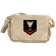 Navy PO3 Culinary Specialist Messenger Bag