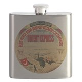 Agatha christie Flask Bottles