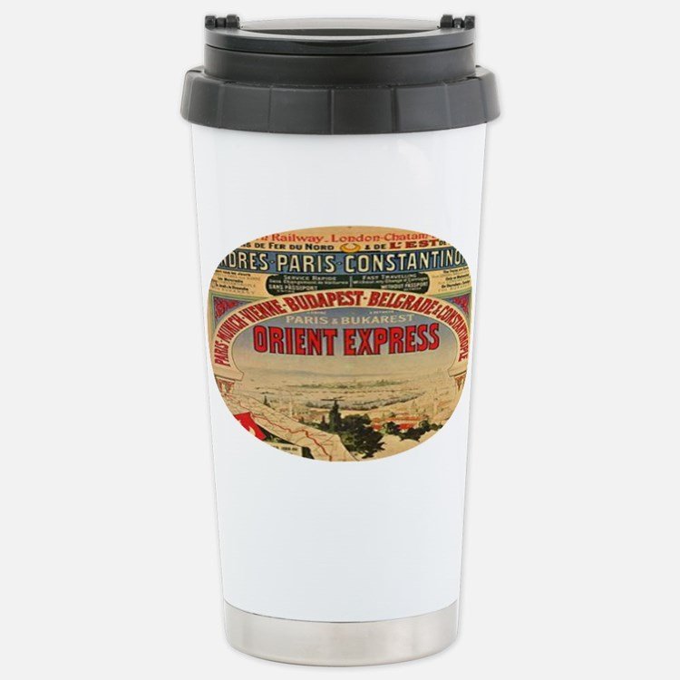 Orient Express Travel Mug