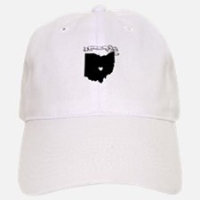 Columbus Ohio Baseball Baseball Cap