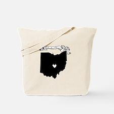 Columbus Ohio Tote Bag