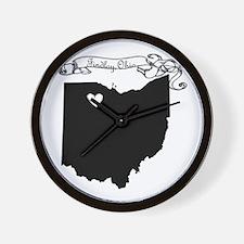 Findlay Ohio Wall Clock