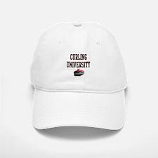 Curling University Baseball Baseball Cap