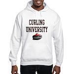 Curling University Hooded Sweatshirt