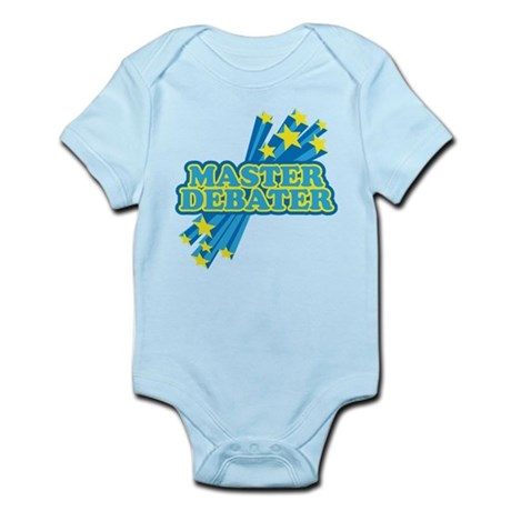 Master Debater Infant Bodysuit
