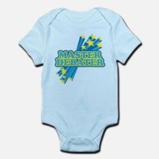Master Debater Infant Bodysuit