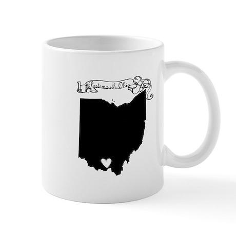 Portsmouth Ohio Mug