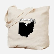 Sandusky Ohio Tote Bag