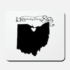 Sandusky Ohio Mousepad