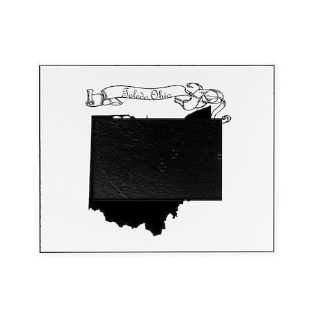 Toledo Ohio Picture Frame