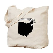 Youngstown Ohio Tote Bag