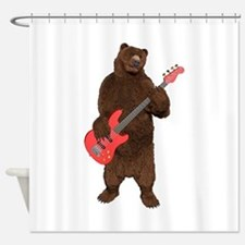 Bears Rock Shower Curtain