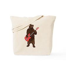 Bears Rock Tote Bag