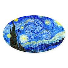 Van Gogh - Starry Night Decal