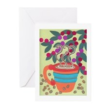 Java Greeting Cards (Pk of 20)