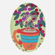 Java Ornament (Oval)