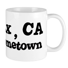 Fairfax - hometown Mug