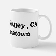 Alexander Valley - hometown Mug