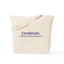 Cerebrum Tote Bag