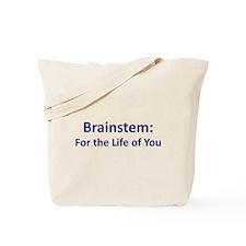 Brainstem Tote Bag
