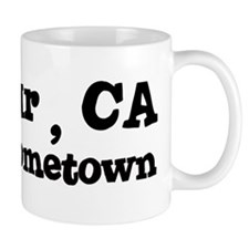 Big Sur - hometown Mug