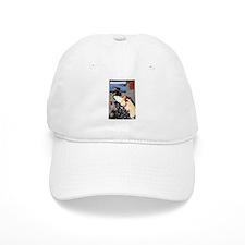 Japanese Cats Baseball Baseball Cap